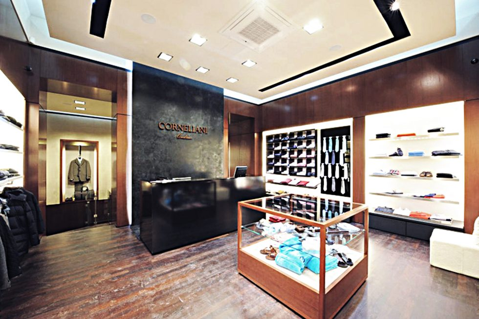 Corneliani Boutique